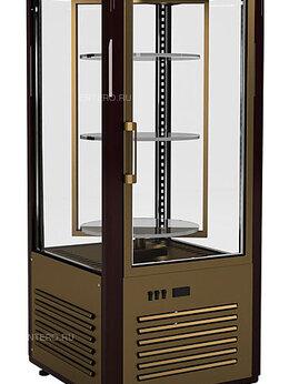 Холодильные витрины - Витрина кондитерская Carboma R120Cвр (С 3-я…, 0