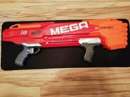 """Игрушечное оружие и бластеры - Бластер """"Nerf Mega"""" Twinshock/Твиншок, 0"""