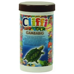 Корма  - Cliffi Premium Gambabig 1 л Корм для черепах…, 0