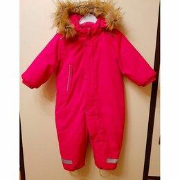 Комбинезоны - Зимний комбинезон для девочки фирмы «Baby Go»., 0