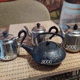 Чайники - Чайники заварочные для самовара, 0