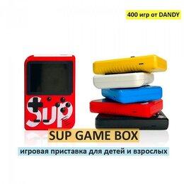 Игровые приставки - Игровая карманная приставка SUP GAME BOX, 0