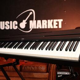Клавишные инструменты - Цифровое Пианино Yamaha P-45B, 0
