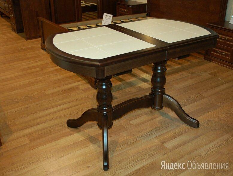 Стол кухонный из массива по цене 23200₽ - Столы и столики, фото 0