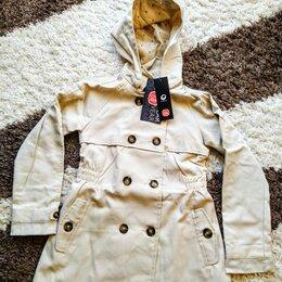 Пальто и плащи - Плащ Cool Club. Размер 116-122, 0