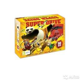 """Ретро-консоли и электронные игры - Sega Super Drive """"Kung Fu Panda"""" 50 in 1, 0"""