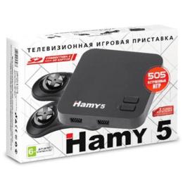 """Игровые приставки - Приставка 8bit-16bit """"Hamy 5"""" 505-in-1 Classic, 0"""