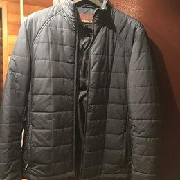 Куртки - Стильная мужская куртка, 0