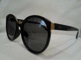 Очки и аксессуары - Поляр солнцезащитные очки Dior 255001 черн/зол, 0