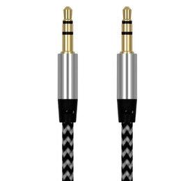 Кабели и разъемы - AUX кабель mini jack 3,5х3,5, 0