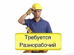 Разнорабочий - Разнорабочий в строительную бригаду, 0