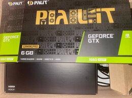 Видеокарты - Видеокарта Palit Geforce gtx 1660 super 6gb, 0