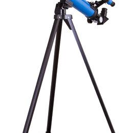 Телескопы - Телескоп Bresser Junior Space Explorer 45/600 AZ, синий, 0