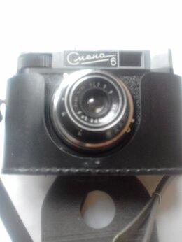 Фотоаппараты - Фотоаппарат СМЕНА 6, 0