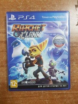 Игры для приставок и ПК - Диск PS4 Ratchet and Clank , 0