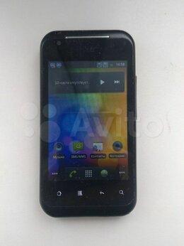 Мобильные телефоны - Сматрфон HTC G20 чёрный, 0