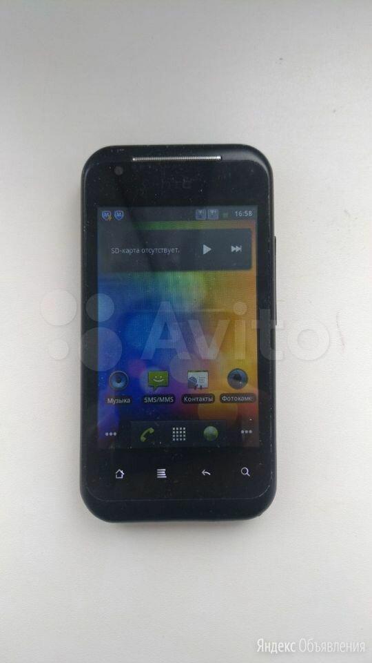 Сматрфон HTC G20 чёрный по цене 500₽ - Мобильные телефоны, фото 0
