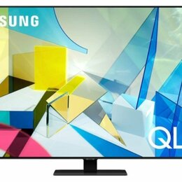 Телевизоры - Samsung QE49Q80TAU Чек Гарантия., 0