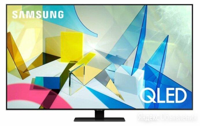 Samsung QE49Q80TAU Чек Гарантия. по цене 48000₽ - Телевизоры, фото 0