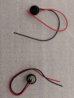 Портативная акустика - Микрофон 4х1.5 мм для портативных устройств новый, 0