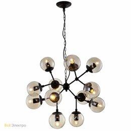 Люстры и потолочные светильники - Подвесная люстра Crystal Lux Medea SP12, 0