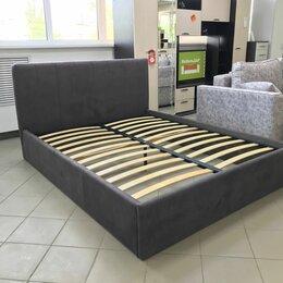 Кровати - Интерьерная кровать с ортопедическим основанием, 0