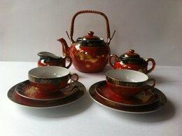 Сервизы и наборы - Чайный сервиз Япония 5 персон, 0