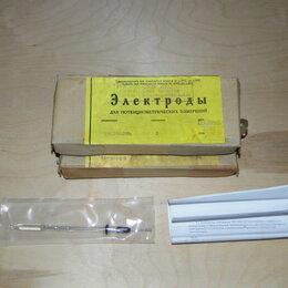 Лабораторное и испытательное оборудование - Электрод лабораторный (для потенциометрических измерений), 0