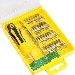 Отвертки - Набор отверток для ремонта электроники T6032, 0