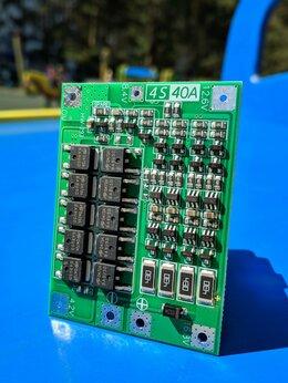 Радиодетали и электронные компоненты - Плата BMS 4S, 0
