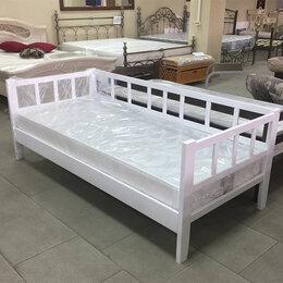 Кровати - Кровать-тахта массив бука, 0