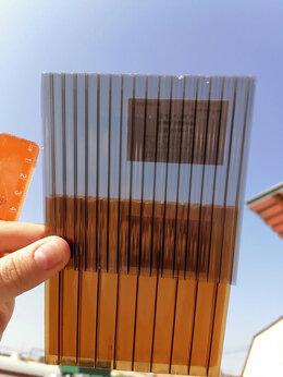 Теплицы и каркасы - Сотовый поликарбонат для теплиц 4мм, 0