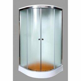 Души и душевые кабины - Стеклянные дверки и стенки для душевых кабин, 0