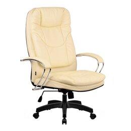 Компьютерные кресла - Кресло руководителя Metta LK-11  (Бежевый 720), 0