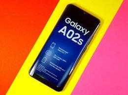 Мобильные телефоны - Samsung Galaxy A02s, 0