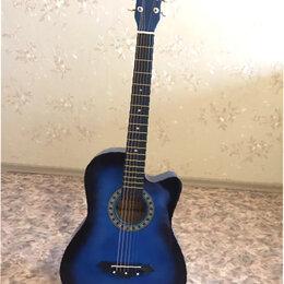 Акустические и классические гитары - Гитара акустическая , 0