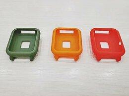 Аксессуары для умных часов и браслетов - Xiaomi Amazfit Bip силиконовый бампер чехол защита, 0