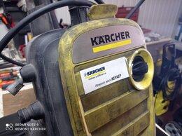 Мойки высокого давления - Диагностика моек Karcher, 0