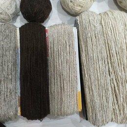 Рукоделие, поделки и сопутствующие товары - Пряжа овечья шерсть домашняя, 0