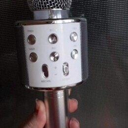 Микрофоны - Караоке микрофон , 0