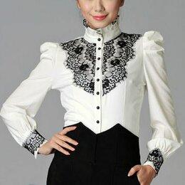 Блузки и кофточки - Блуза р-ры М и XL, 0