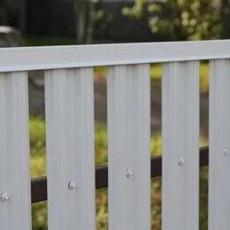 Заборчики, сетки и бордюрные ленты - Евроштакетник на забор, 0