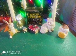 Статуэтки и фигурки - фигурки животных черепаха лиса зайчик еж свинка…, 0