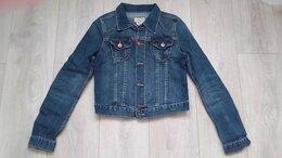 Куртки - Джинсовка H&M, р. XS (42), 0