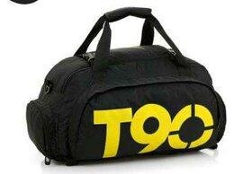 Дорожные и спортивные сумки - Сумка-рюкзак Nike T90 спортивная новая, 0