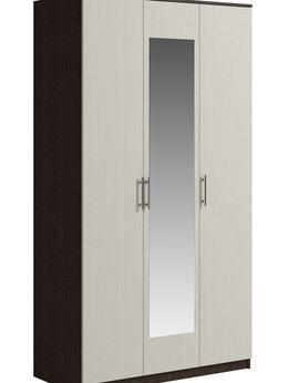 Шкафы, стенки, гарнитуры - Шкаф для одежды Svetlana 3-х дверный, 0