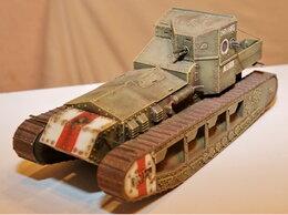 Модели - 1/35 модель среднего танка Марк А Уиппет русский…, 0