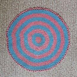 Ковры и ковровые дорожки - Коврик 47 см handmade, 0