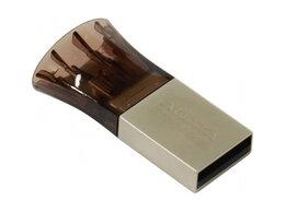 USB Flash drive - Флеш накопитель 64GB A-DATA DashDrive UC330 OTG US, 0