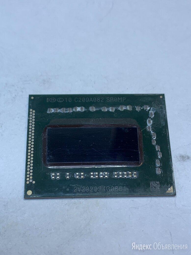 Процессор i7-3615QM по цене 3000₽ - Аксессуары и запчасти для ноутбуков, фото 0